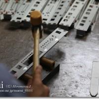 作業者の手作業による技術