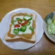 おばさんの料理教室No.2644 ピザトースト