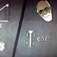 ローレンツ変換の、光時計の思考実験とは、根本的に誤り。追伸1~追伸2~追伸3~