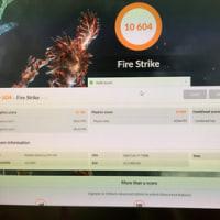 Mac Pro 2013 の Boot Camp に Windows10 を入れて FF ベンチを動かしてみた