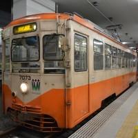 5月20日撮影 その5 高岡駅にて万葉線