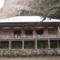 奈良、冬から春へその3-室生寺
