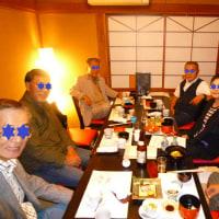小山先生ご夫妻を囲む会の反省会
