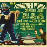 映画『禁断の惑星』 1956