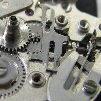 昔々の小さな懐中時計とオリエント自動巻きを修理です
