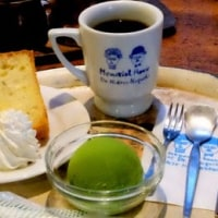 喫茶「會津壹番館」と「杏」