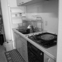 こんまる日々22:工事中の調理