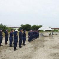 平成29年度二市一町合同水防演習を開催。茨城県境町