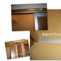 ◇施工半日 選べる間仕切りパネルドア 使いやすいサニタリースペースへ◇