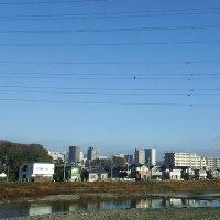 12月5日、白い富士山を見ながら高幡不動まで歩く~♪