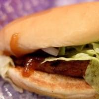 <gourmet>マクドナルド てりたまマフィン+しょうが焼きバーガー