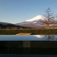 今日の富士山は最高でした