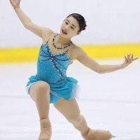 全日本ジュニア2016の白岩優奈さん