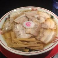 中野・肉煮干し中華そば さいころ