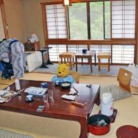 プーさん 宮城県大崎市鳴子温泉 鬼首温泉郷 とどろき旅館に行ったんだよおおう その3