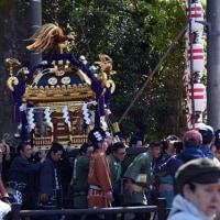 【小さな祭】