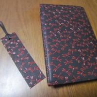 甲州印伝製ブックカバー 文庫本サイズ