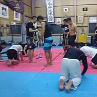 『チーム吉鷹』の練習に参加させていただきました。