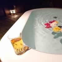 花明かりの宿 月の池(夜まったり編)