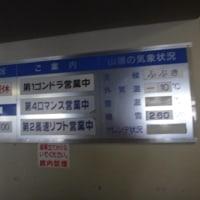 1月21日,土曜日の志賀高原は…またもかなりの積雪デー!