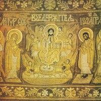ウクライナ刺繡の本から