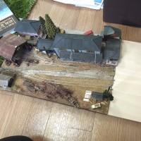 続・恵那峡交通モジュの製作をはじめる