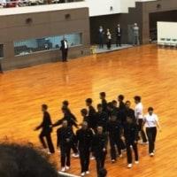 日体大の清原伸彦先生による集団行動演技見学・体験