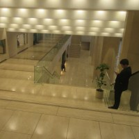 東京オペラシティの風景