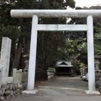阿伎留神社(東京都あきる野市)