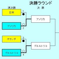 WBC2017、日本準決勝敗退