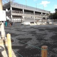 大磯駅前の駐輪場が建て替わりました(3回目)