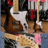 Fender MEX Pawn Shop '70s Stratocaster Deluxe