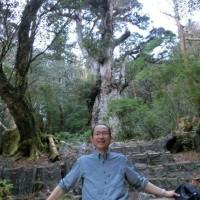 (番外編)縄文杉の前でパチリ