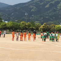 U-12リーグin西部運動公園Bコート 4/30日(日)