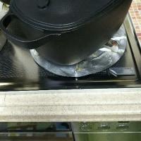 黒豆炊きました