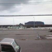 ただいま、鋸南の勝山漁港