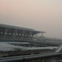 大気汚染の中国から帰国