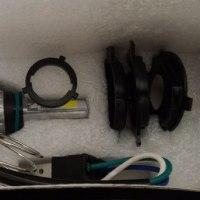 LEDヘッドライト交換(SX200R)
