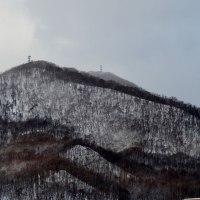 2017.02.21 AM 08:11 藻岩山・平和の塔・手稲山・円山・三角山