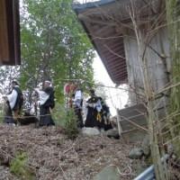 平成29年春季大祭・柴燈大護摩修法、斎行いたしました