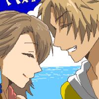 FFX『ティーダとユウナ』