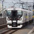 2017年7月22日,臨時特急用 回送 E257系