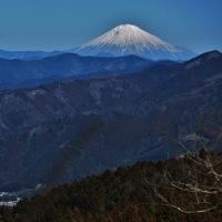 富士山がきれいに見える頃