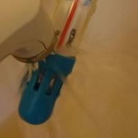 【シャワー水栓温度確認】メゾングッチ浴室シャワー