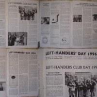 8月13日〈国際左利きの日〉記念特別号発行-左利きで生きるには 週刊ヒッキイhikkii第475号