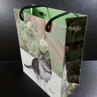 ウチの子ペーパーバッグ4 Handmade-87