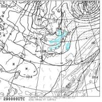 GW前半,4月29,30,5月1,2日の志賀高原の天気は…おおむね晴れ.気温は平年並み~わずかに低め
