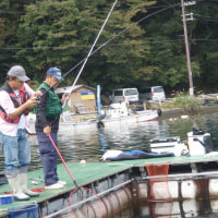 釣りクラブの旅行