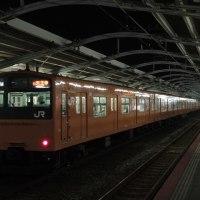 H29.3.18(土) 大阪環状線201系