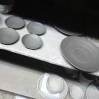 4/16の作陶